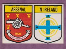 Arsenal & Northern Ireland